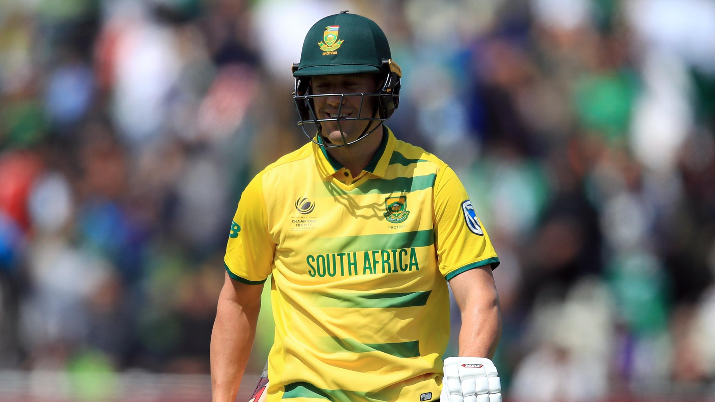 Faf du Plessis Takes Responsibility of South Africa Loss