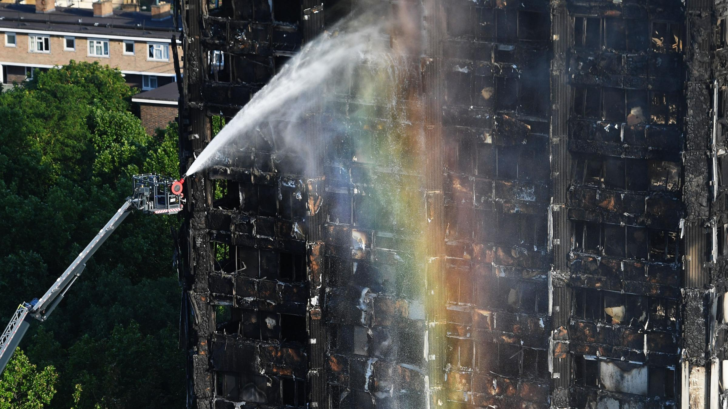 Death Toll Climbs to 17 In London Apartment Fire