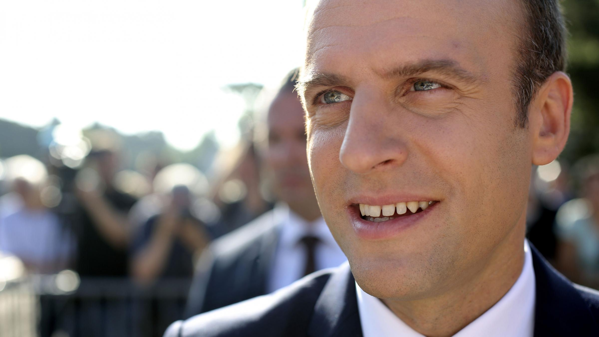 French President emerges victorious with a majority of parliamentary seats